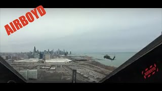 360 VR Soldier Field Flyover - Bears-Eagles Playoff