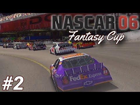 DODGE RACEWAY   NASCAR 06 Fantasy Cup #2