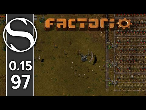 Steejo Needs Wood | Factorio 0.15 Part 97
