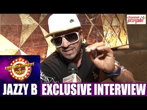 Jazzy B   Exclusive Interview   First South Asian Artist Hall Of Fame Honour