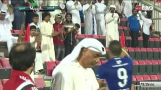 النصر الإماراتي يصعد لدور الثمانية في مسابقة كأس رئيس الدولة.. فيديو