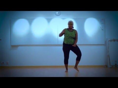 I Concur - Timaya ft  Don Jazzy - Dance fitness after pregnancy