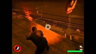 Left 4 Dead Hunter Kills (Slow Motion)