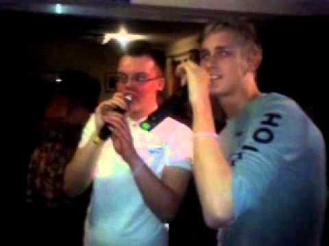 James & Ryan - Just the way you are karaoke