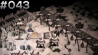 DON'T STARVE TOGETHER #043: Gute Laune früh am Morgen [HD+] | Let's Play Don't Starve