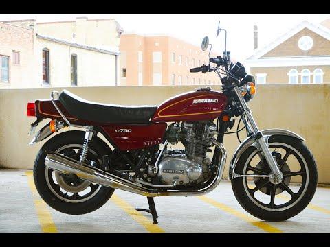 FOR SALE: 1976 Kawasaki KZ750-B1 Twin
