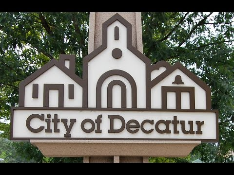 Decatur GA Neighborhood - History and Life