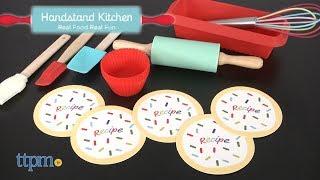 Handstand Kitchen Intro to Baking from Handstand Kids