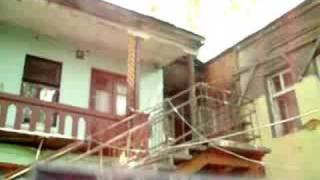 """Одесский дворик из сериала """"Ликвидация"""""""