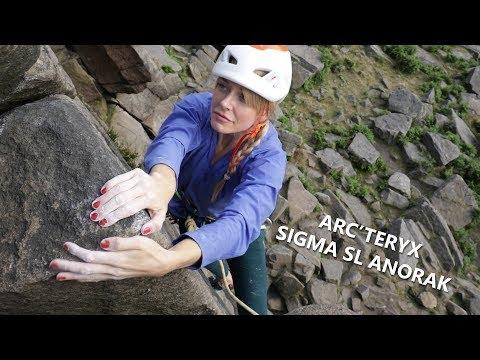 Arc'teryx Sigma SL Anorak