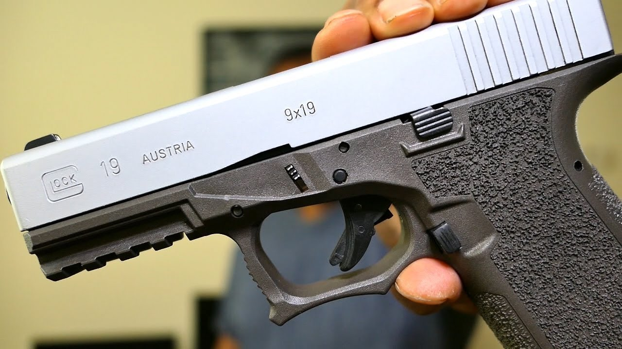 Update Your Gen 2 Glock Cheap with a Polymer80 Lower