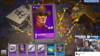 the number of boxes, PITA Fortnite na da nearly 40 gold guaranteed! box! zombies perforated award!