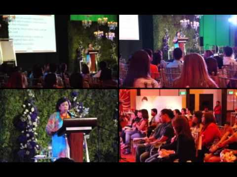 Marriott Cebu Talk by Ms  Rita Neri SD 480p
