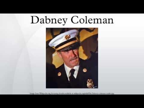 Dabney Coleman