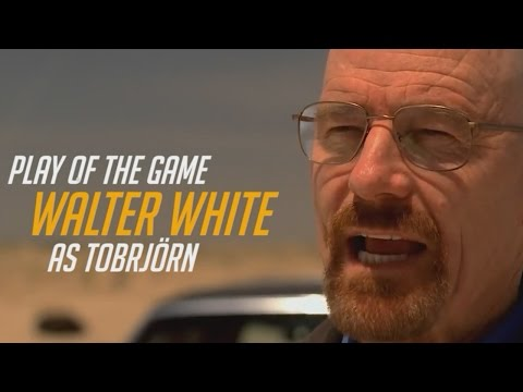 Walter White Gets Play Of The Game