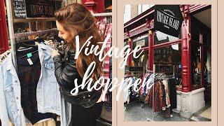 Vintage shoppen in Leiden met Lenette!