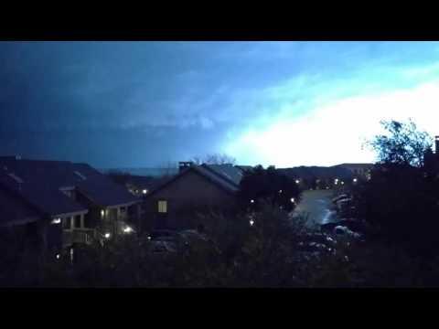 Tornado crossing Rowlett into Rockwall
