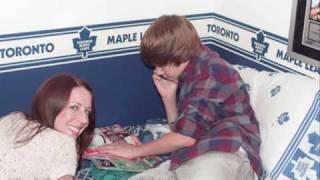 Justin Bieber visiting home thumbnail