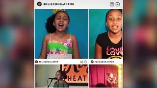 Jolie Cook - Act/Sing/Dance Demo Reel