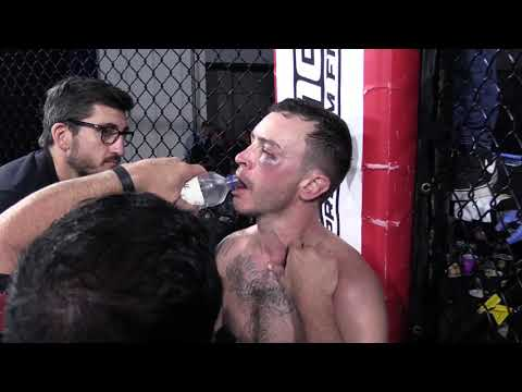 ETERNAL MMA 46 - OLLIE NIELSON VS KYLE JOHNSON - MMA FIGHT VIDEO