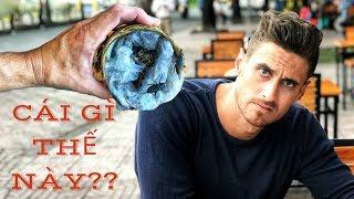 I ATE My Fish BAIT!!? (Food Review, Vietnam) Tôi đã ĂN MỒI CÂU của tôi!!? (Bật Phụ đề Tiếng Việt)