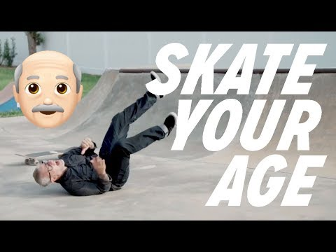 Skate Your Age: Ryan Clements from The Boardr