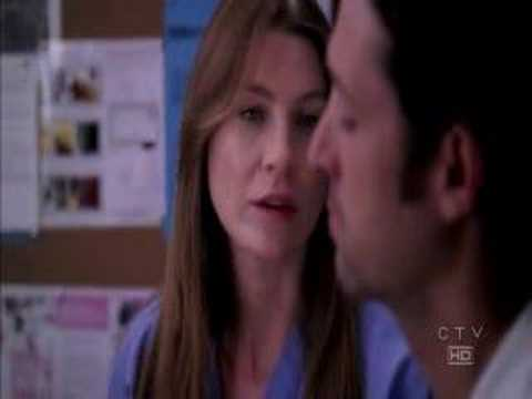 meredith grey dating a vet