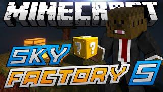 Minecraft Modded Sky Factory