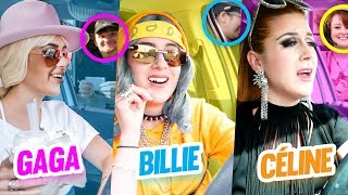 Going Through Drive Thru's Dressed as Celebrities (Part 1) | DENYZEE