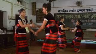 संगीत और नृत्य से राष्ट्रीय एकता का संदेश