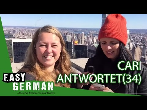 Cari antwortet (34) - USA tour start | Hate comments | Brexit | West & East Germany
