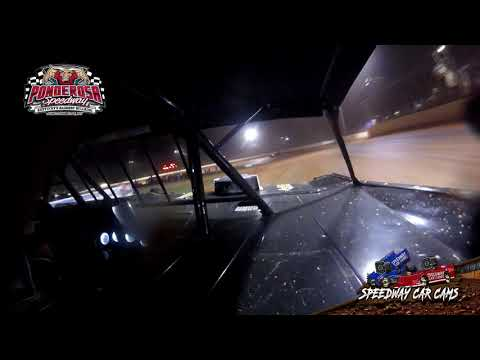 #51 Dean Carpenter - Super Late Model - 8-2-19 Ponderosa Speedway - In-Car Camera