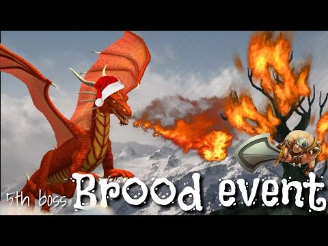 Arcane Legends - Brood Dragon! [Final Boss]