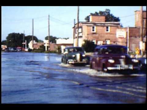 SOUTH HUTCHINSON FLOOD 1950'S