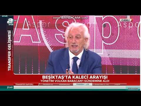 BEŞİKTAŞ'DA KALECİ SÜRPRİZİ| VOLKAN BABACAN BEŞİKTAŞ'DA!