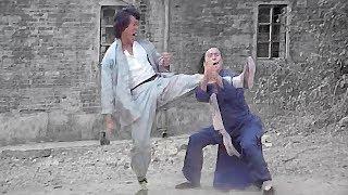 Кунг фу мастер против предсказателя судьбы    Kung fu master vs fortune teller