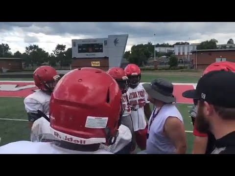 Nation Ford High School football starts in Fort Mill SC