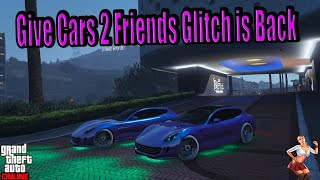 GTA ONLINE: GIVING AWAY FREE MODDED CARS  2 Player GCTF