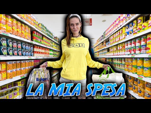 FACCIAMO LA SPESA INSIEME! adoro fare la spesa  🥰