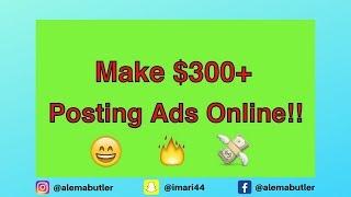 4 Easy Ways To Make Money Online FAST!!