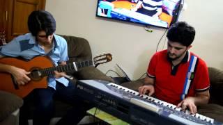 Amr Diab Gamalo Music Cover Guitar & Organ