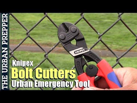 Bolt Cutters: Urban Emergency Tool by TheUrbanPrepper