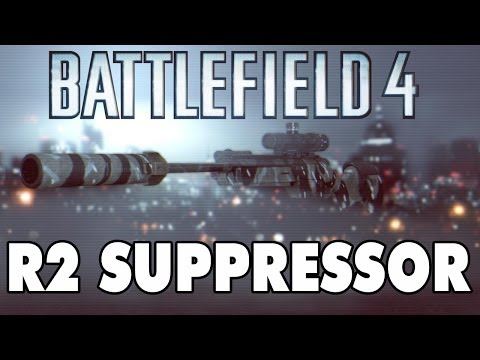 "R2 Suppressor ""Silent and Deadly"" 