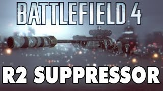 r2 suppressor silent and deadly   battlefield 4 objective gameplay   sgt enigma
