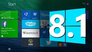 Windows 8.1 Demo (Final - Now Available)