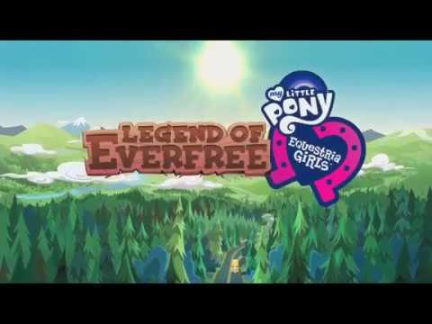 Legend of Everfree (Clip 1) German/Deutsch