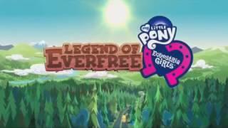 Legend Of Everfree Clip 1 German Deutsch