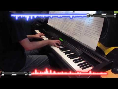 """Star Wars """"Duel of Fates"""" - Piano Cover"""