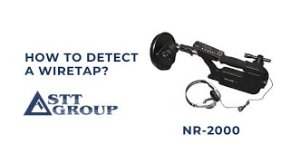 How to detect a wiretap? NR-2000 from the STT GROUP