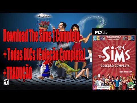 Download The Sims 1 Completo + Todas DLCs (Coleção Completa)+TRADUÇÃO